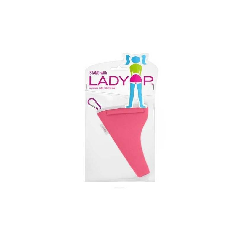 Funda Protectora LadyP Rosa