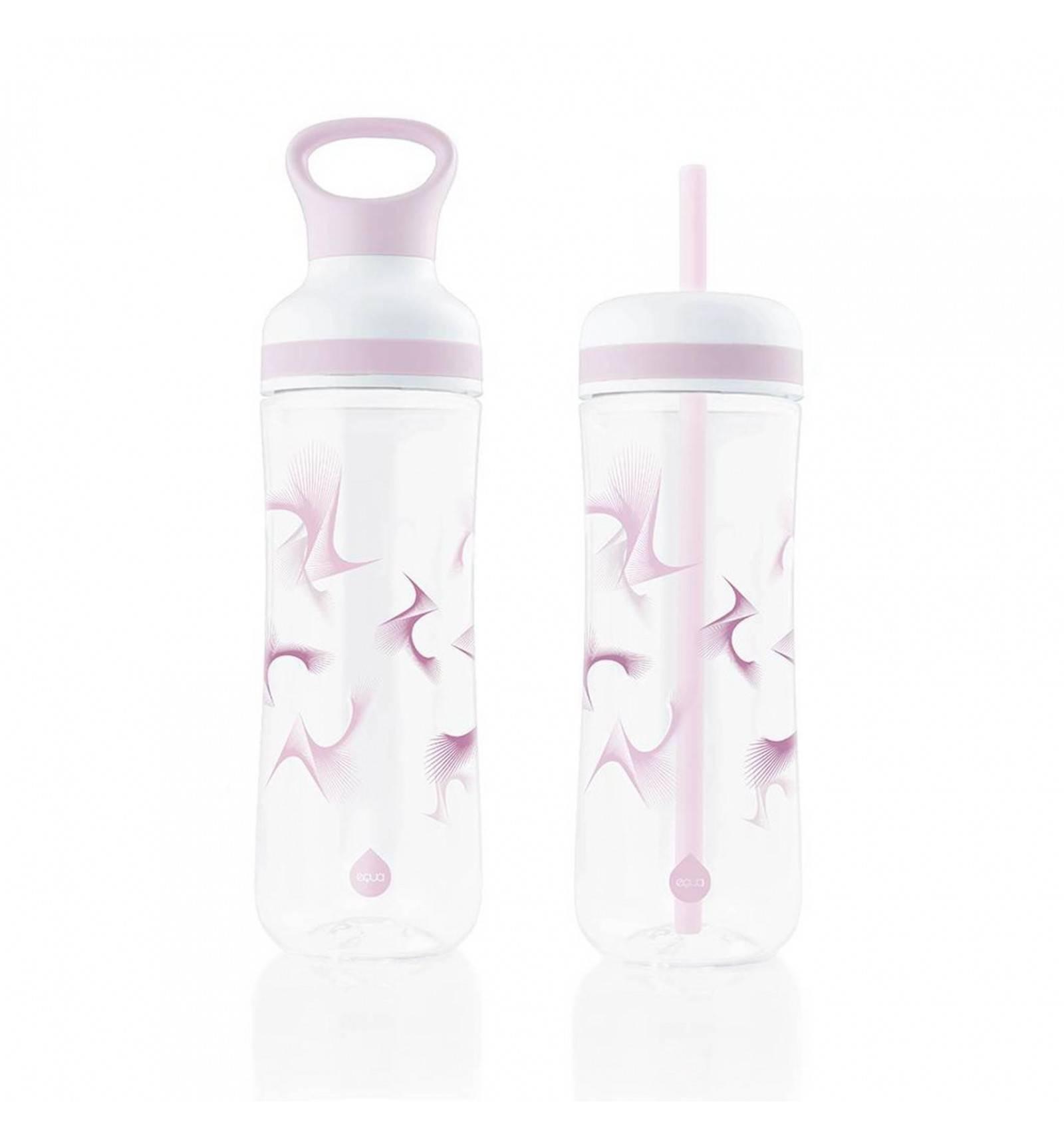 """Botella de Tritán libre de BPA """"Flow Bounce"""" - EQUA (800ml)"""