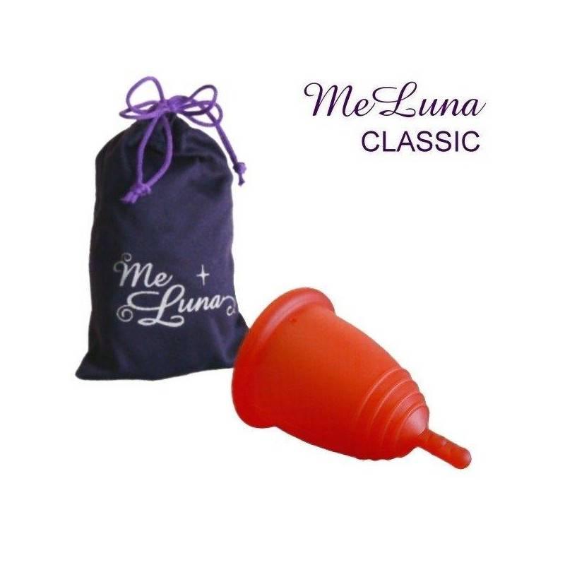 Copa menstrual MeLuna Classic, Pezón
